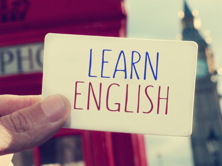 learn engñlish